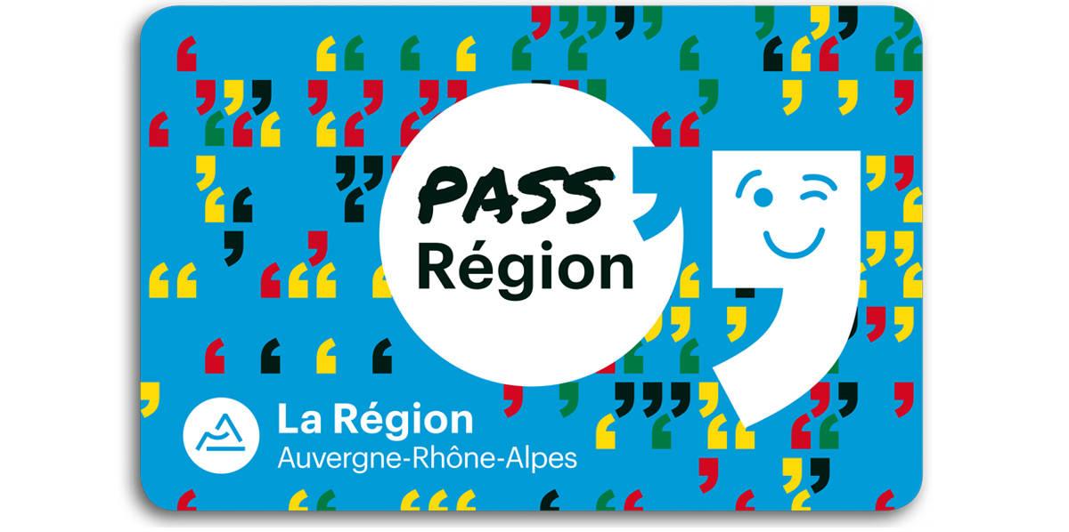 carte pass region rhone alpes Carte Pass'Région   Sup' Les Cordeliers